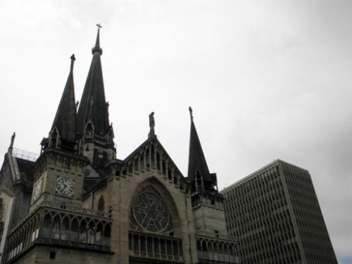 catedral de manizales en colombia